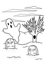 Ausmalbilder Malvorlagen Zu Halloween